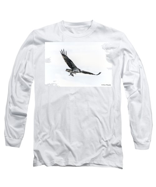 Osprey In Flight Long Sleeve T-Shirt