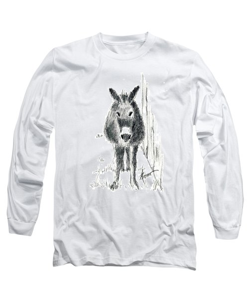 Our New Friend Long Sleeve T-Shirt