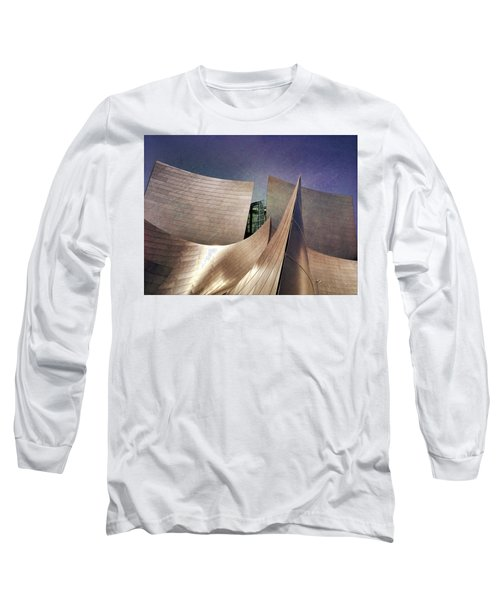 Outer Planes Long Sleeve T-Shirt by Mark David Gerson