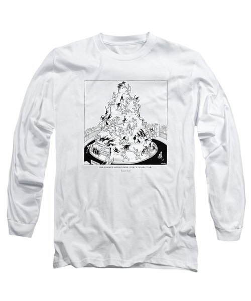 Overlooked Opportunities For A Gayer Long Sleeve T-Shirt