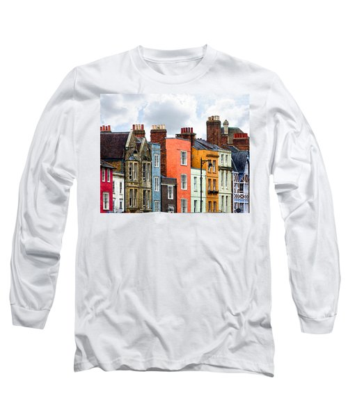 Oxford Medley Long Sleeve T-Shirt by William Beuther