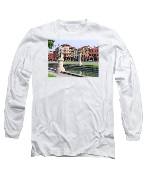 Padova Long Sleeve T-Shirt by Oleg Zavarzin