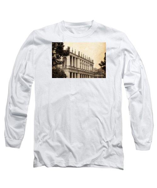 Palazzo Chiericati Long Sleeve T-Shirt