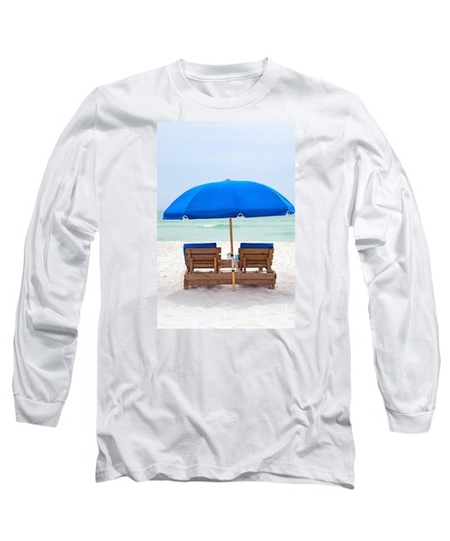 Panama City Beach Florida Long Sleeve T-Shirt by Vizual Studio