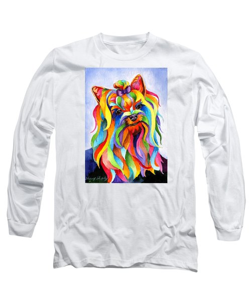Party Yorky Long Sleeve T-Shirt
