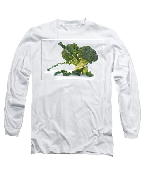 Pas De Trois Long Sleeve T-Shirt by Nikolyn McDonald