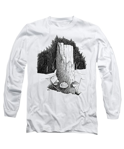 Passing Of Time Long Sleeve T-Shirt by Richard Faulkner