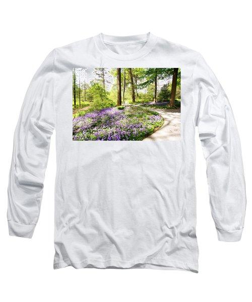 Path Of Serenity Long Sleeve T-Shirt