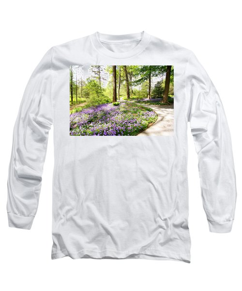 Path Of Serenity Long Sleeve T-Shirt