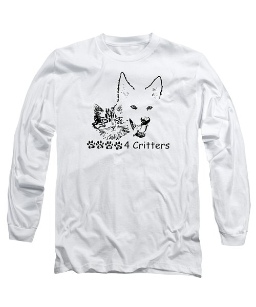 Paws4critters Long Sleeve T-Shirt