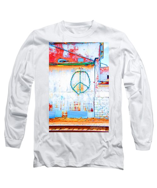 Peace 3 Long Sleeve T-Shirt