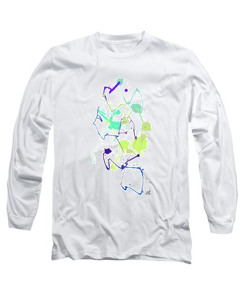 Peace In The Garden Long Sleeve T-Shirt