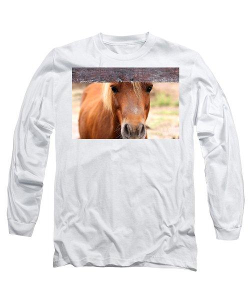 Peaking Pony Long Sleeve T-Shirt