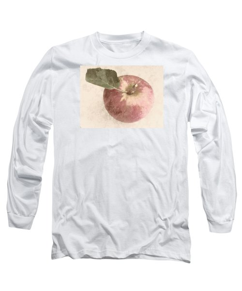 Perfect Apple Long Sleeve T-Shirt by Photographic Arts And Design Studio