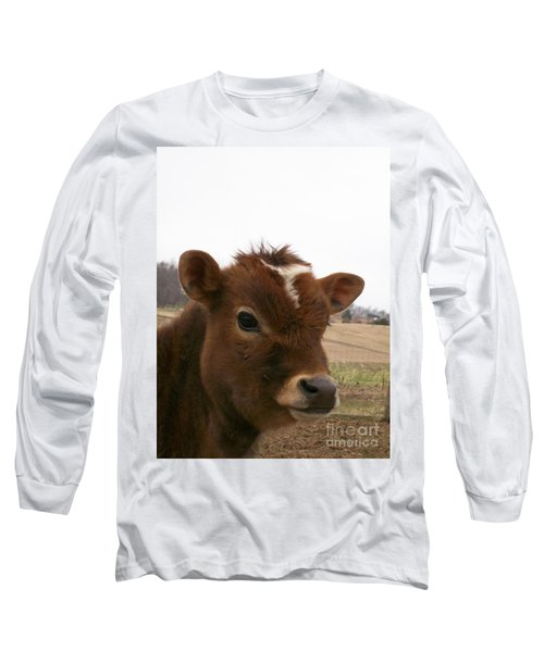 Long Sleeve T-Shirt featuring the photograph Perfect Stance by Sara  Raber