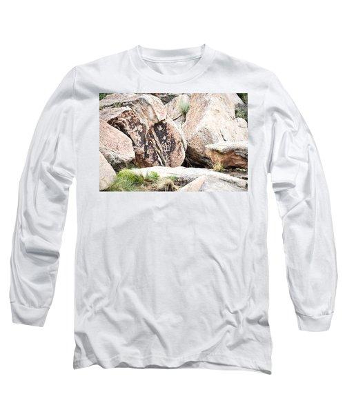 Petroglyph Long Sleeve T-Shirt