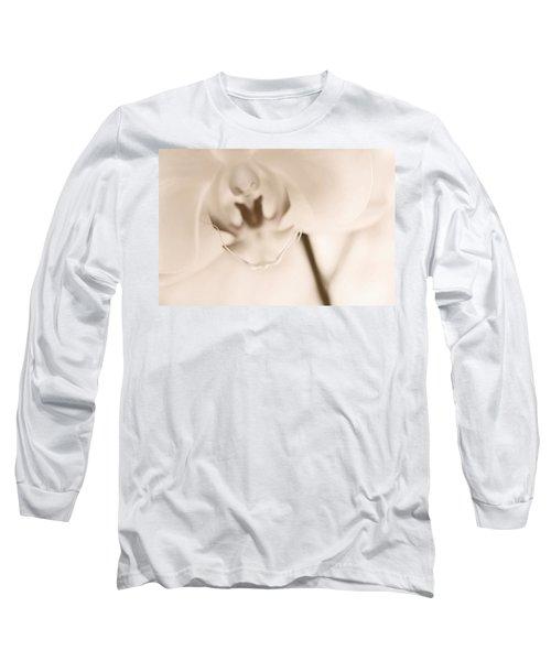 Phalaenopsis I Long Sleeve T-Shirt