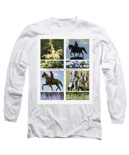 Philadelphia Museum Of Art Long Sleeve T-Shirt
