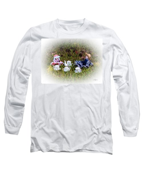 Picnic For Dolls Long Sleeve T-Shirt