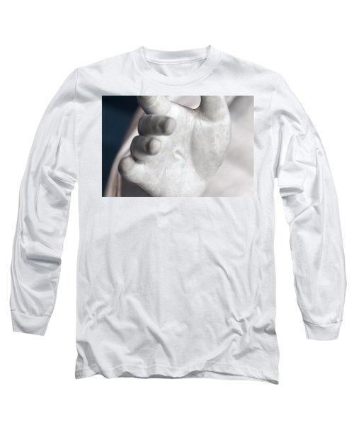 Pierced Long Sleeve T-Shirt by Greg Collins