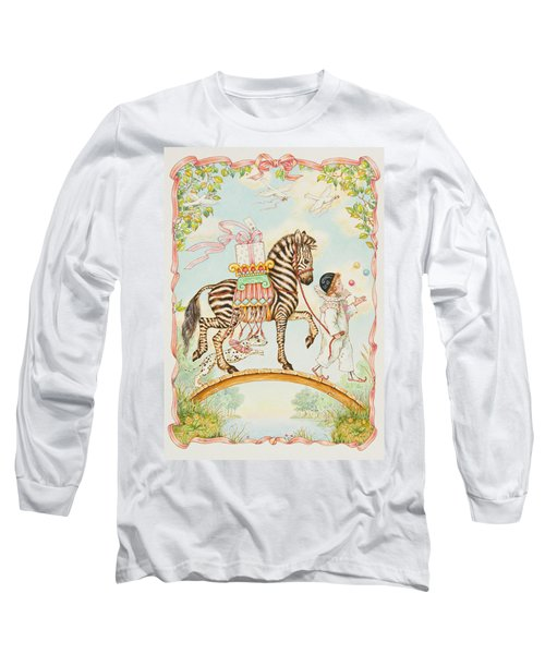Pierrot Long Sleeve T-Shirt
