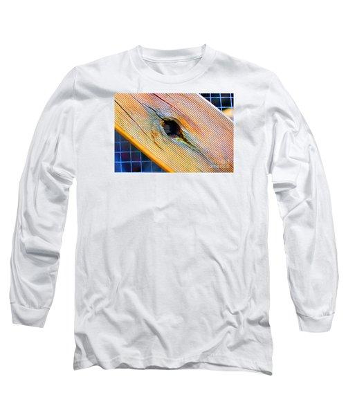 Long Sleeve T-Shirt featuring the photograph Pine by Cassandra Buckley