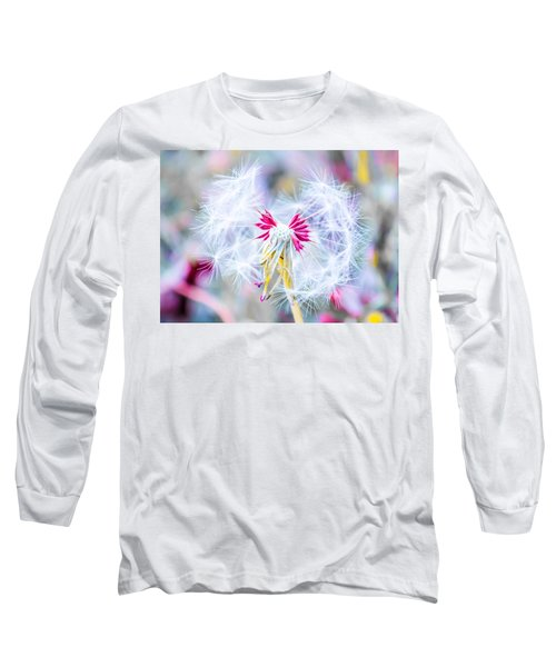 Magic In Pink Long Sleeve T-Shirt by Parker Cunningham