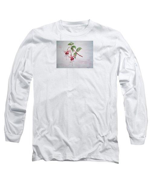 Pink Fuchsia's  Long Sleeve T-Shirt
