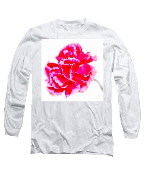 Pink Glory Long Sleeve T-Shirt