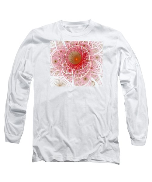Pink Punk Long Sleeve T-Shirt
