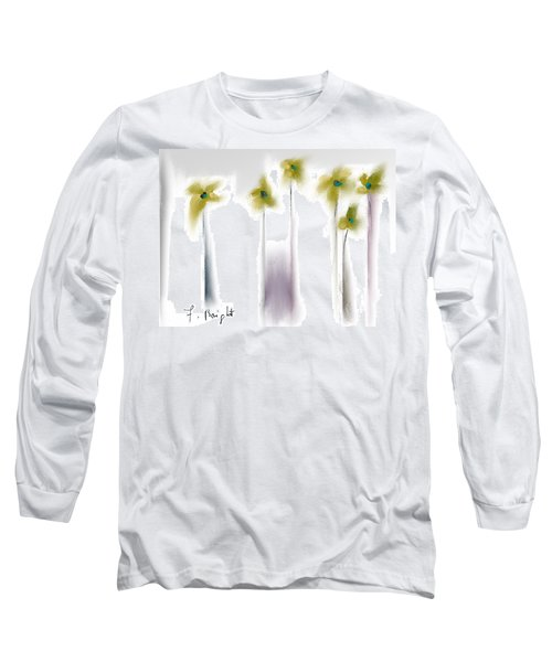 Long Sleeve T-Shirt featuring the photograph Pinned by Frank Bright