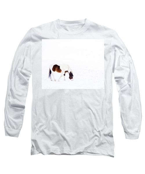 Pinto Pony Long Sleeve T-Shirt