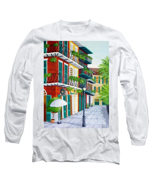 Pirates Alley Long Sleeve T-Shirt
