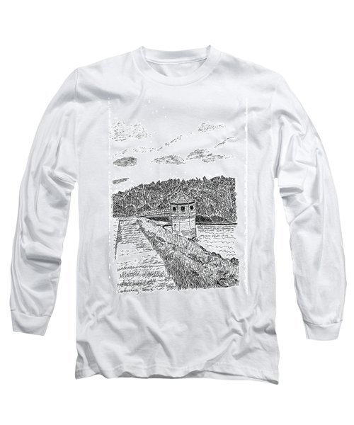 Pittsburg Dam Long Sleeve T-Shirt