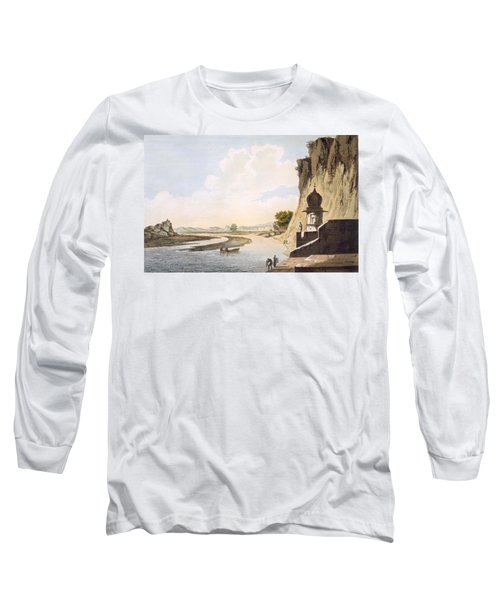 Pl. 26 A View Of The Gaut At Etawa Long Sleeve T-Shirt