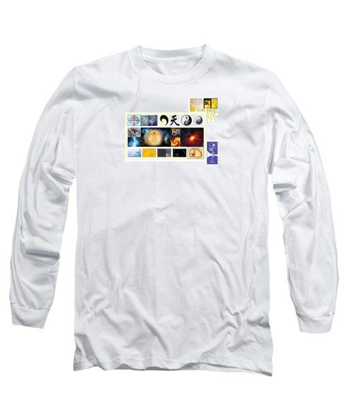 Lesson Planning Long Sleeve T-Shirt by Peter Hedding