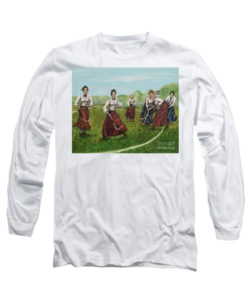 Play Of Yesterday Long Sleeve T-Shirt
