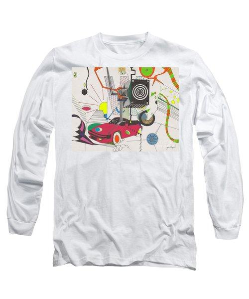 Playtime Long Sleeve T-Shirt