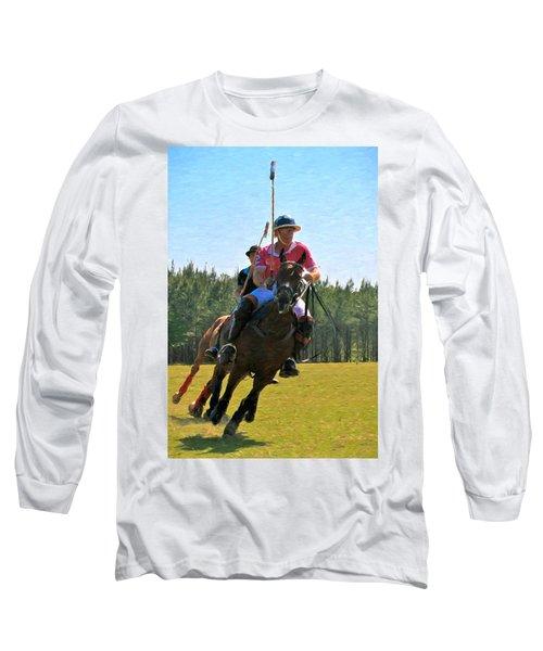 Polo Long Sleeve T-Shirt