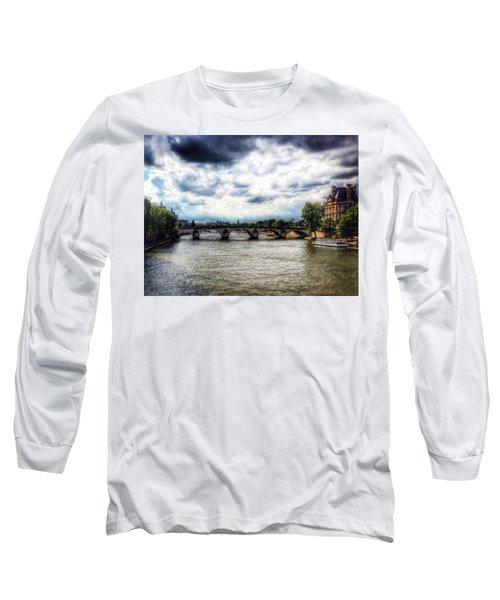 Pont Des Arts Long Sleeve T-Shirt