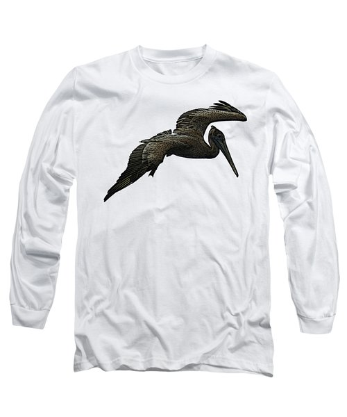 Pop Art - Pelican Selection Long Sleeve T-Shirt