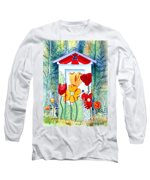 Poppy Potty Long Sleeve T-Shirt