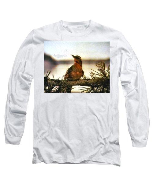 Population 51201 Long Sleeve T-Shirt