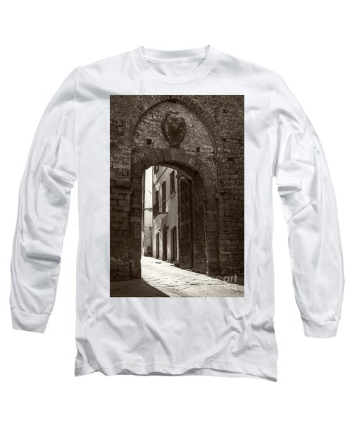 Porta Florentina Long Sleeve T-Shirt