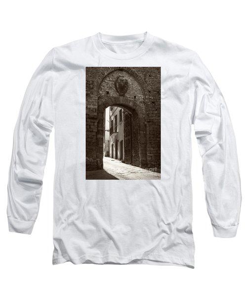 Porta Florentina Long Sleeve T-Shirt