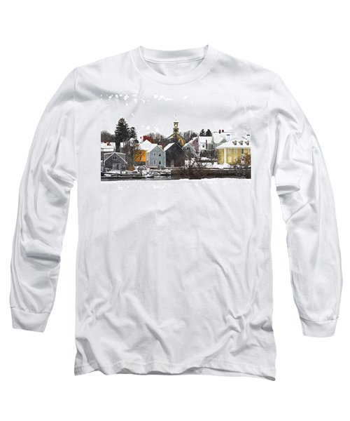 Portsmouth Waterfront Pwwc Long Sleeve T-Shirt