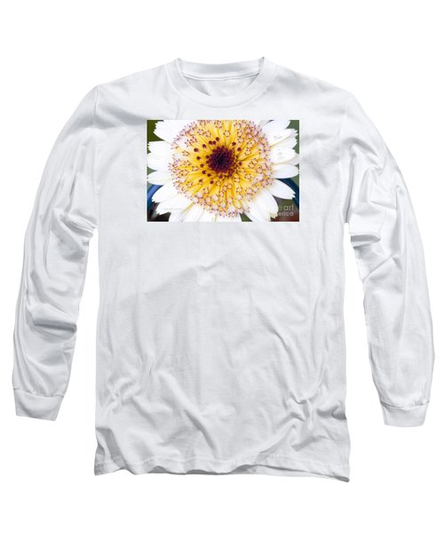 Pot Marigold Citrus Smoothies Long Sleeve T-Shirt