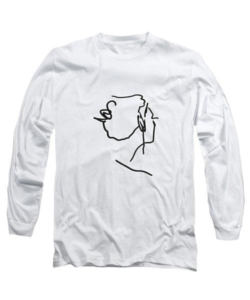 Practice Matisse  Long Sleeve T-Shirt