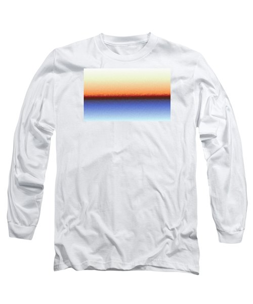 Long Sleeve T-Shirt featuring the digital art Praestituebatis by Jeff Iverson