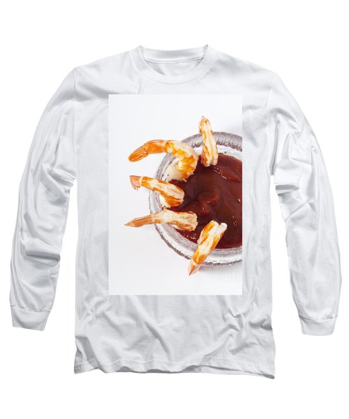 Prawn Cocktail Long Sleeve T-Shirt